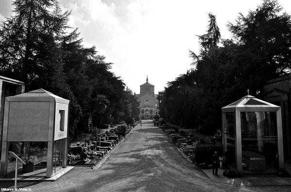 Cimitero Monumentale di Milano_Marco V