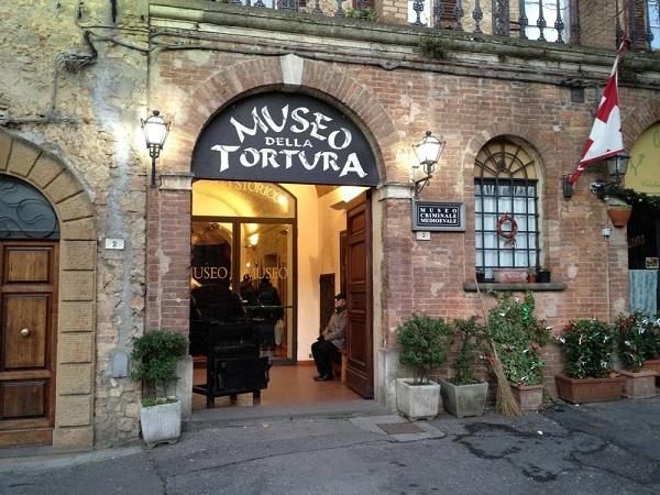museo tortura Volterra