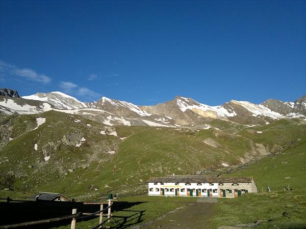 Rifugio Sella, Val D'Aosta