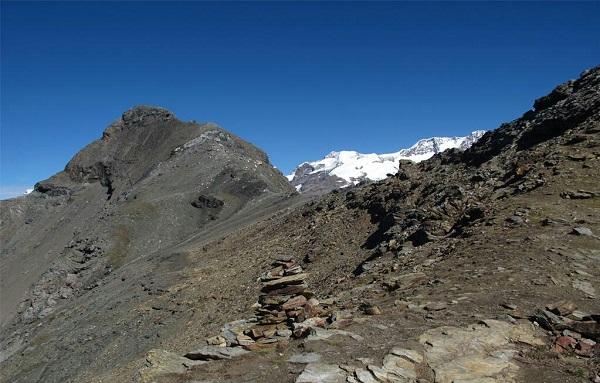 Testa Grigia Val D'Aosta