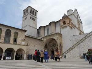Assisi basiliche