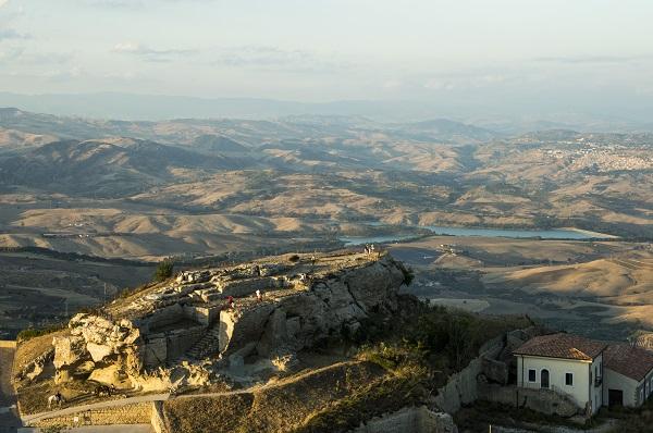 castello lombardia veduta panoramica