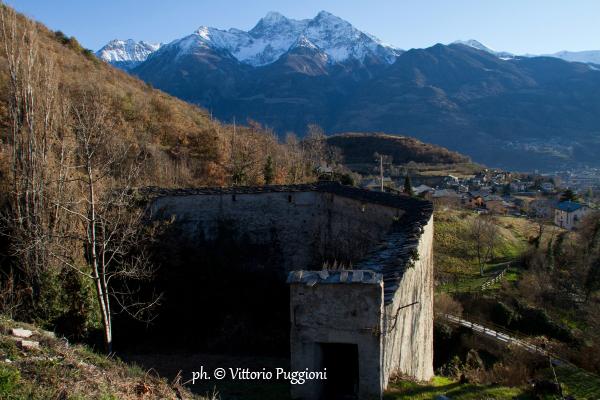 ponte acquedotto del Ru Prévôt