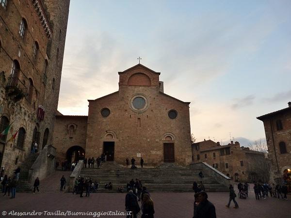 San Gimignano Collegiata Duomo