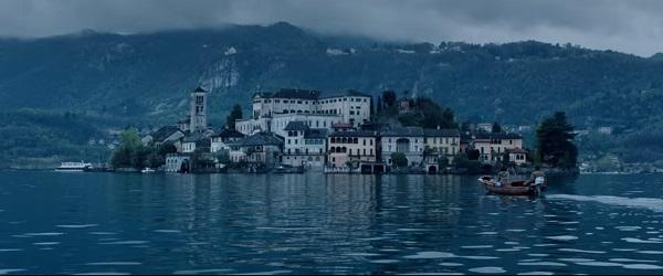 L'isola di San Giulio d'Orta