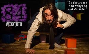 Giuseppe Mortelliti, teatro 84 gradini