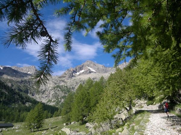 Trekking in Val Gesso