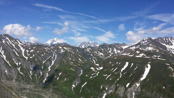 Trekking in Val Ferret
