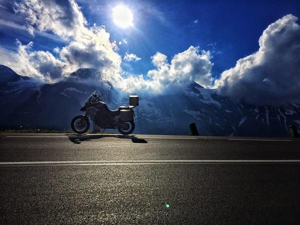 Multistrada 1200 Enduro Ducati