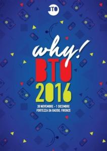 Logo why BTO 2016