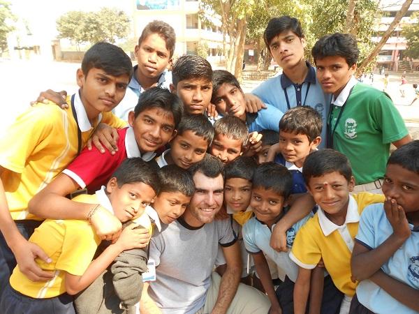 Don Bosco Academy India alunni