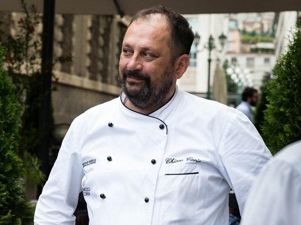 Chicco coria chef Lombardia