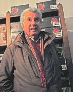 Il conte Francesco Zecca, delle omonime cantine