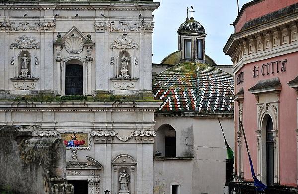 Chiesa Madre e Municipio