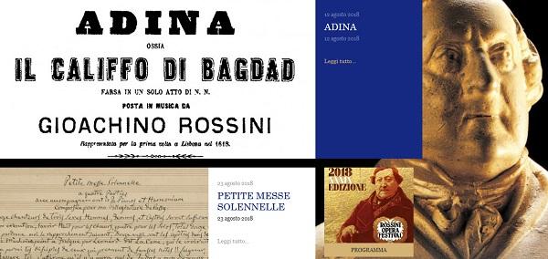 Rossini Opera Festival 2018