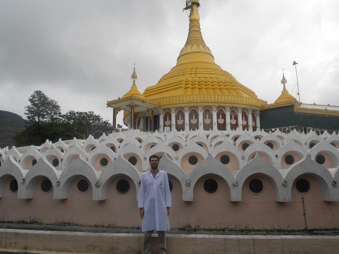 Meditazione Vipassana - primo corso in India