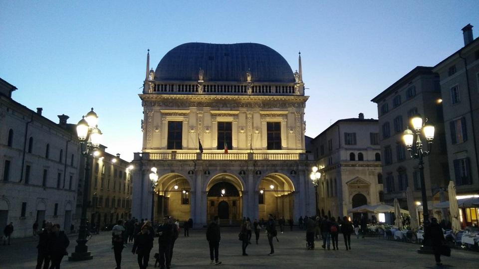 Brescia Piazza della Loggia