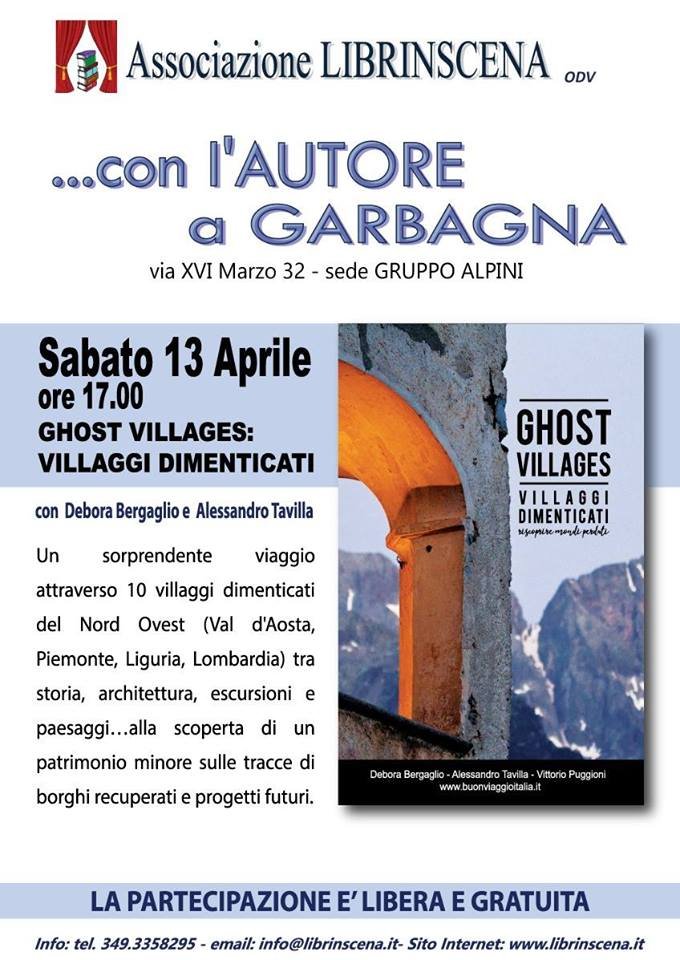 Ghost Villages: villaggi dimenticati