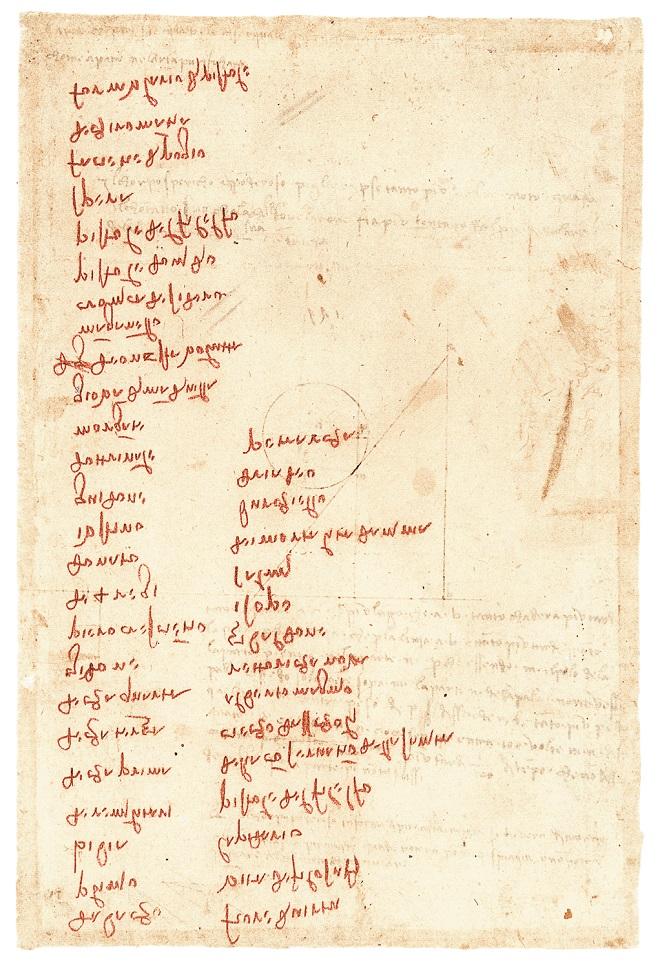 Lista libri Leonardo